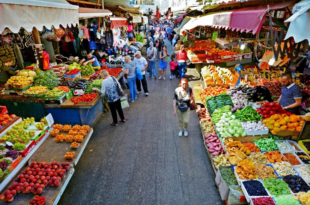 fruit marketplace
