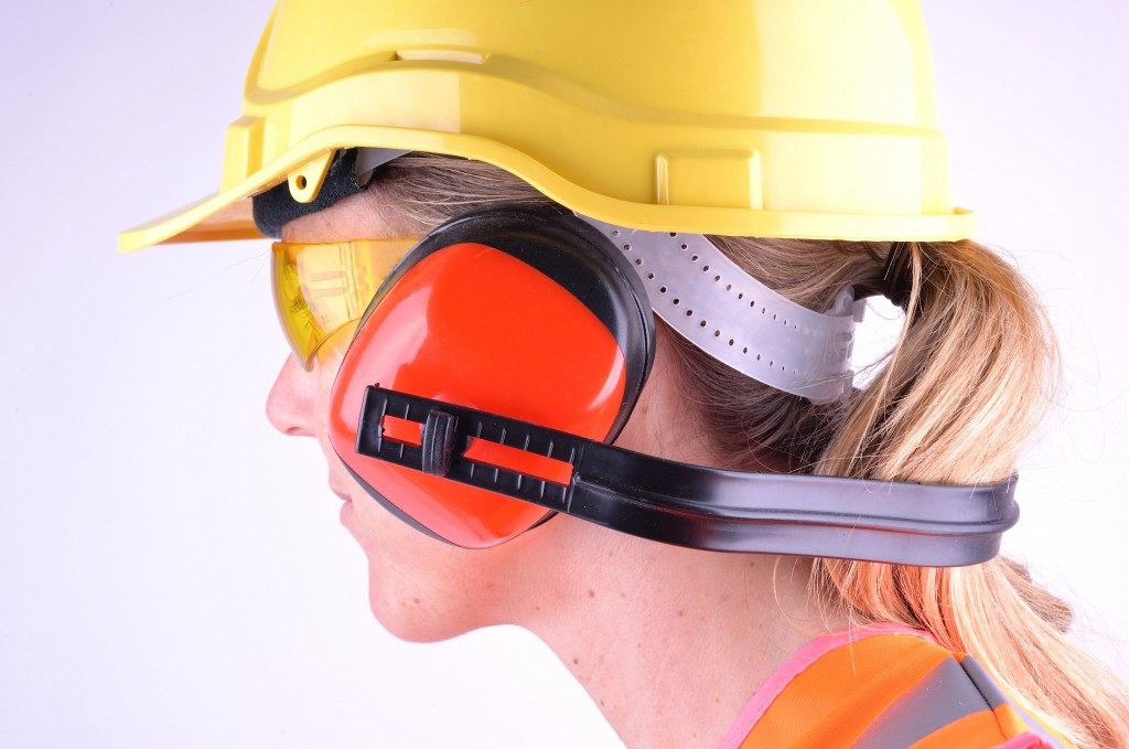 Complete safety gear