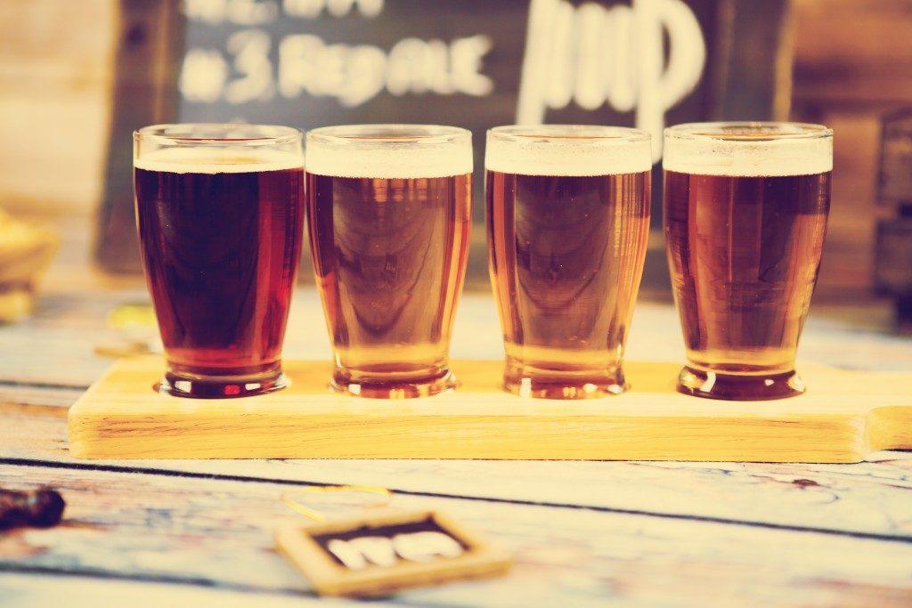 Beer testing samplers