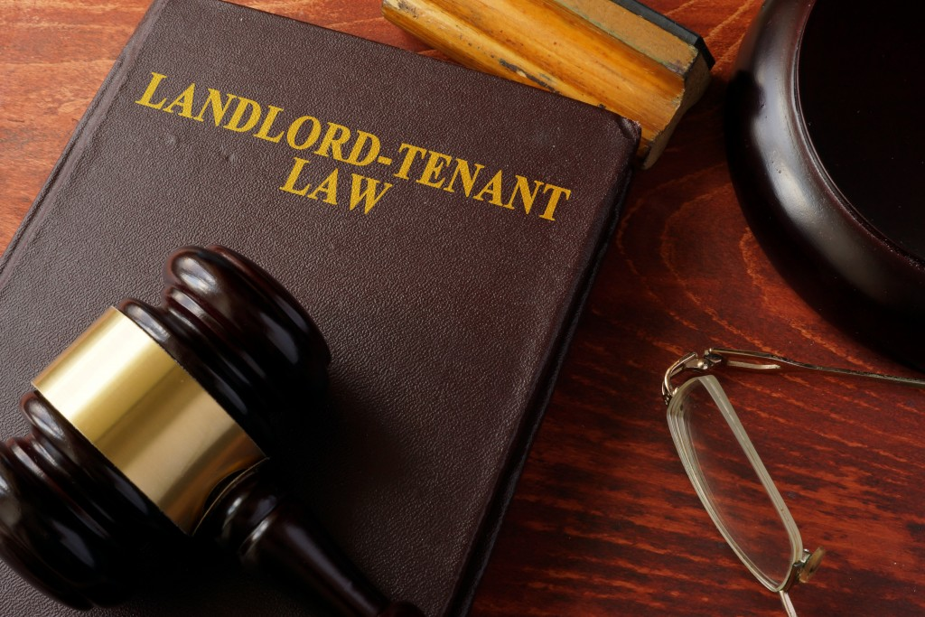 landlord law book