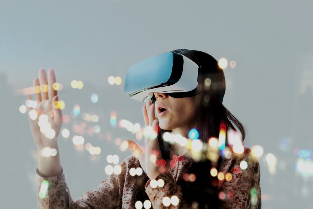 VR gadget
